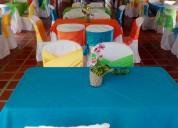 Mesas en santa martapara tus eventos y fiestas