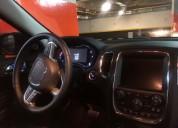 Camioneta wagon dodge durango limited 4x4 2016