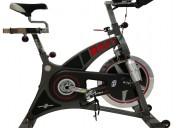 Spinning, bicicletas estáticas  y elípticas