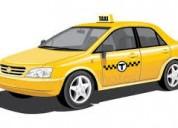 Taxis a crédito