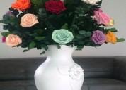 Flores preservadas a su alcance