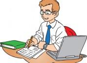 Trabaje medio tiempo con o sin experiencia