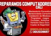 Reparación de computadores cali y celulares