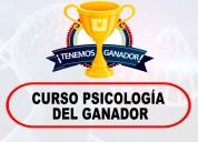 Curso especializado psicologÍa del ganador
