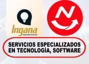 Productos y servicios en tecnologÍa: