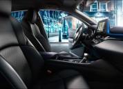 Toyota c-hr  suv hibrido autonomo 184cv 2020