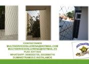 ProtecciÓn de balcones y ventanas con mallas en ny