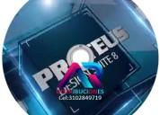 Proteus profesional 8, envió gratis.