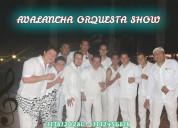 Orquesta tropical en zetaquira boyaca