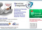 Clases personalizadas - asistencia tÉcnica