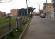 Se vende lote urbano en funza area 1.020 m2