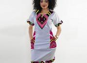 Vestidos africanos en barranquilla