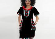 Vestidos africano en barranquilla