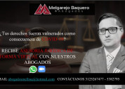 Asesorías virtuales legales