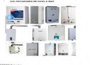 Mantenimiento preventivo para calentadores a gas