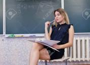 SeÑoritas interesadas aprender en orden 1 ó + de e