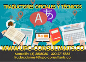 Servicio de traducciÓn / oficiales y técnicas* tel: 5808030