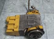 Bomba de inyección para motor caterpillar c7 y c9