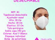Tapabocas desechable r1