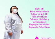 Bata hospitalaria fashata r5