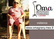 Para los amantes de abuelas y parejas cuckold