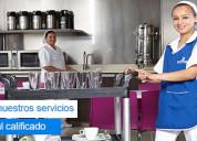 Empresa de servicios generales y mantenimiento