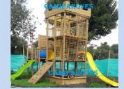 Economicos parques infantiles llame ya