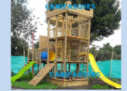 Baratos-economicos parques infantiles