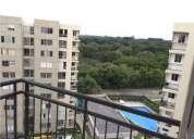 Apartamento bochalema 3 dormitorios 65 m2