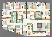 Vendo apt ed villa del carmen robledo 3 dormitorios