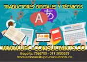Traducciones de textos, contratos, documentos... pregunta ya!! en el (1) 7568600***