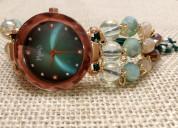 Relojes artesanales para dama