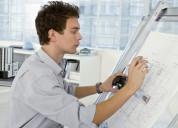 trabajo desde casa: servicios profesionales
