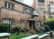 casa en arriendo en bogota rosales 8 dormitorios 552 m2