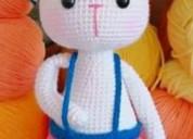 Amigurumi tejido a mano técnica crochet