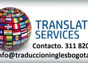 Transliteracion  audio a texto bogota 3102769797