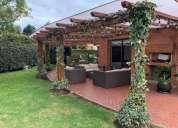 casa campestre en venta en bogota hacienda san sebastian 5 dormitorios 1531 m2