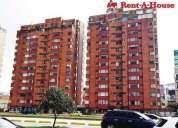 Apartamento en venta el recuerdo 20 1140 acfm 3 dormitorios