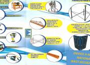 Cerchas metalica o bigas de 3mt
