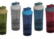 Envases para proteinas vitaminas suplementos fab