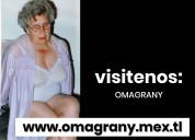 Intercambio de parejas casadas veteranas y abuelas
