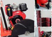 Mezcladoras apisonadores vibradores de concreto