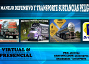 Cursos para petroleras en transporte de sustancias