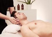 Dale a tu cuerpo felicidad masajes por hombre