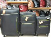 ¡grandes promociones en maletas!
