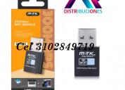 Antena usb wifi de 300 mhps 802.11, envió gratis.