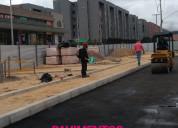 Pavimentos flexibles pavimak