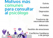 Psicólogos en colombia - terapia psicológica