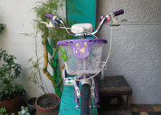 Vendo bicicleta de niÑa  en buen estado poco uso