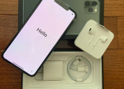 Venta: apple iphone 11 pro max 512gb